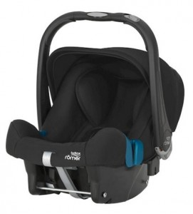 romer baby safe plus shr 2