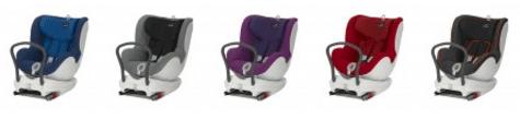 6 kleuren voor romer dualfix autostoeltje